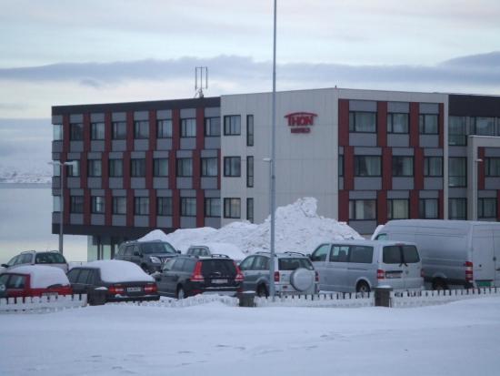 Thon Hotel Kirkenes: Hotel