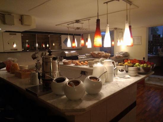 Stay City Hotels Dortmund: Nice breakfast
