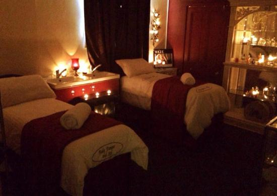 Echuca, Australia: Couples Room - Massge, Body Treatments, Facials, Waxing and Tinting