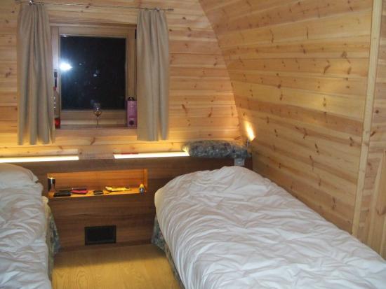 Gamme bild fr n kirkenes snow hotel kirkenes tripadvisor for Kirkenes snow hotel gamme cabins