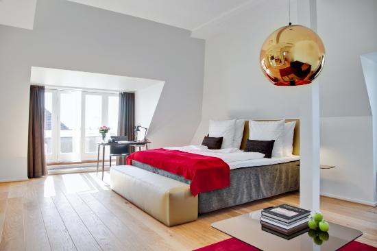 Scandic Palace Hotel: Executive King Superior Plus Room