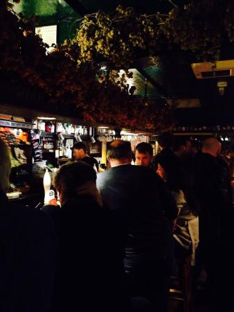 Kingston Arms: Friday night