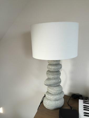 Hotel Sand: Lampe i stuen