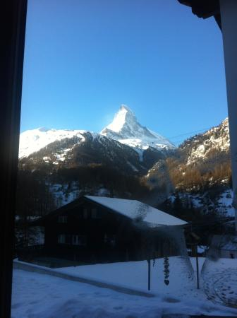 Hotel Mountain Paradise : The view from the room