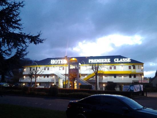 Premiere Classe Avignon Nord - Le Pontet: こんな感じ