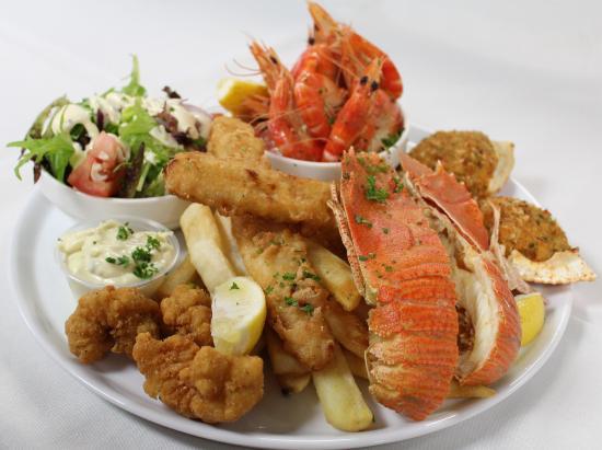 Beenleigh, Australia: Seafood Platter