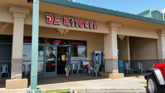 DaKine Moco. Chicken, fish and beef