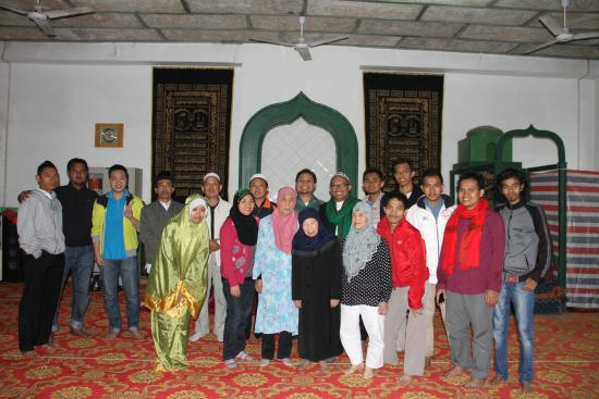 Nanchang Mosque: Bersama Imam Masjid Besar Nanchang (Musa)