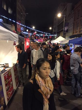 ‪Wellington Night Market‬