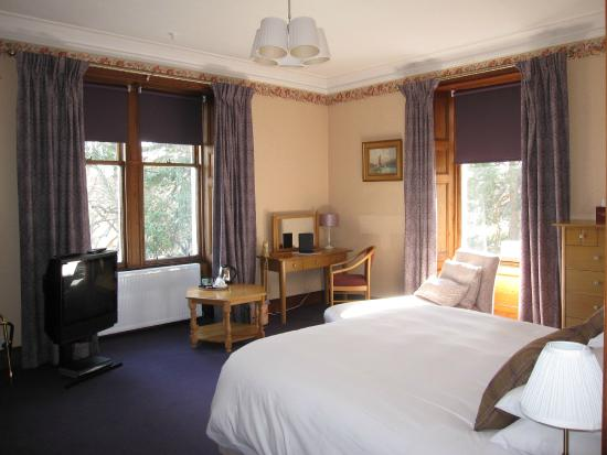 Dalrachney Lodge Hotel: Premiere Super King en-suite -Room 1