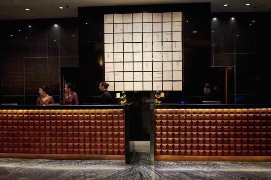Mandarin Oriental, Singapore: Lobby