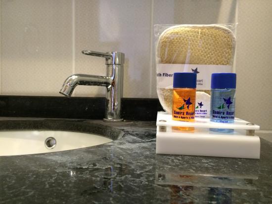Samira Resort: NEW BATHROOMS