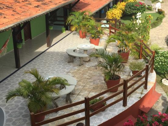Hostel Pousada Do Ingles : The whole place is well established and thought through with loving care