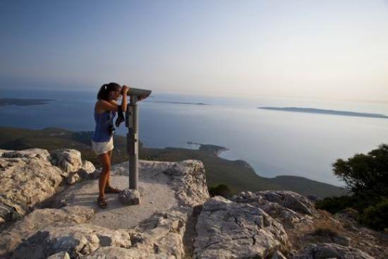 """Mali Losinj, Kroatien: """"Mountain Osoršića"""""""