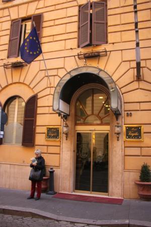 Hotel Virgilio: Добро пожаловать