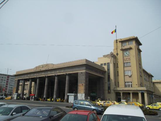 ‪Bucharest North Railway Station‬