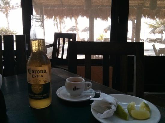 Luna de Plata: restaurant