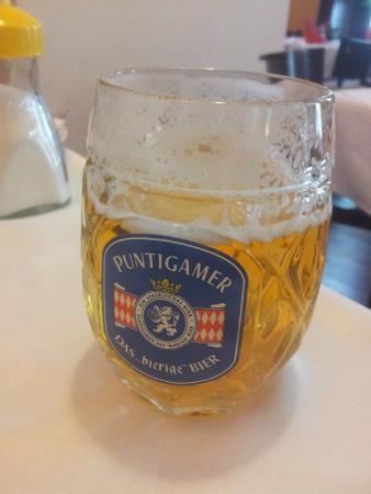 Abbazia : Пиво утром