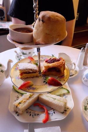Bridge Tea Rooms: Lovely food!!! :)