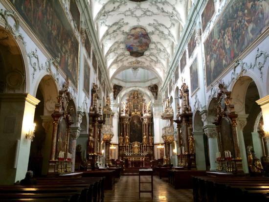 Stift St. Peter: St. Peter Abbey
