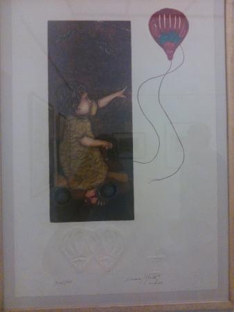 museo irureta diferentes cuadros con aplicacin de diversas tcnicas