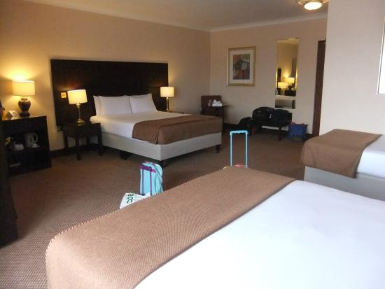 Sheldon Park Hotel: Room 138 - huge family room