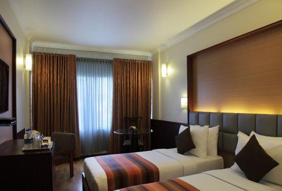 Hotel Regency: Room