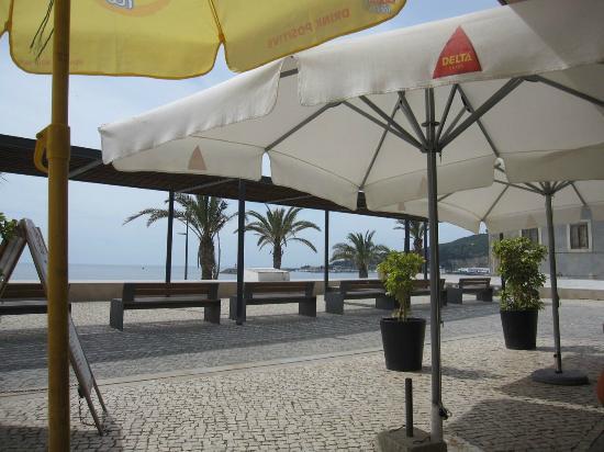 Restaurante Filipe: View from outside table