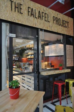 The Falafel Project