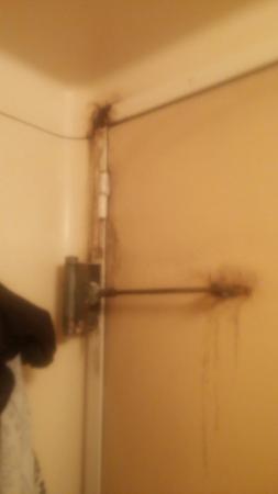 Hotel Mister Bed Metz: Salle de bain ou chambre à gaz a vous d en juger