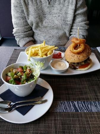 Our lunch in AY restaurant: fotografía de Corendon ...
