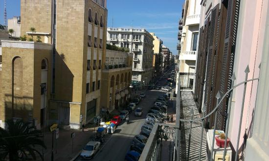 Dolci Notti: view from balcony