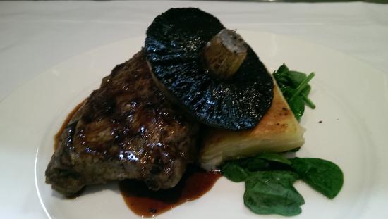 Cienna Restaurant: sirloin