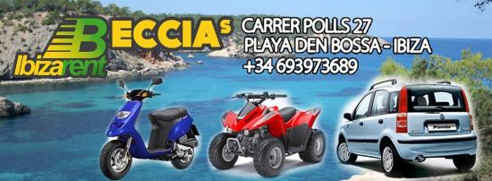 Beccia's Ibiza Rent