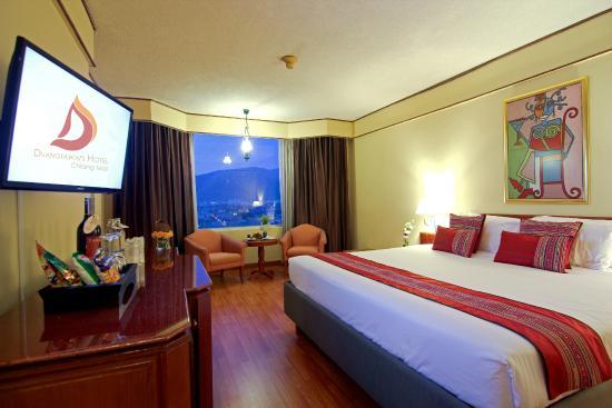 Duangtawan Hotel Chiang Mai: Junior Suite