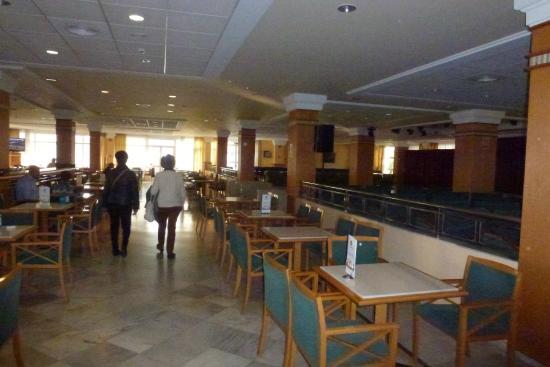 Hotel Samos: espacioso