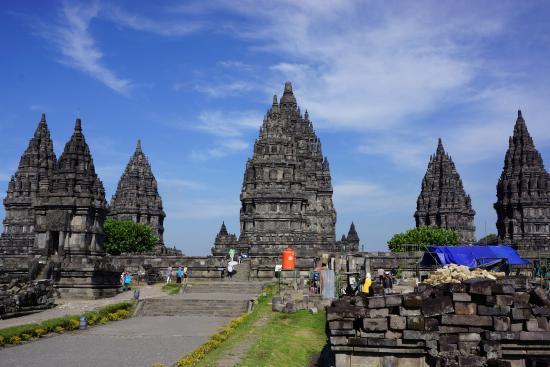 Sleman, Indonesia: Prambanan 2