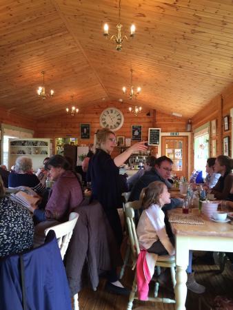 Priory Maze Cafe