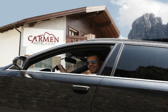 Hotel Carmen: Hotel