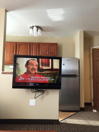 TownePlace Suites Birmingham Homewood: TV