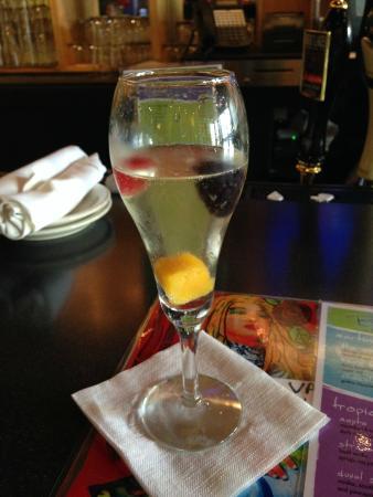 Bosley On Brady: Hummingbird happy hour drink