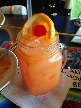 Bosley On Brady: Duval Street Punch happy hour drink