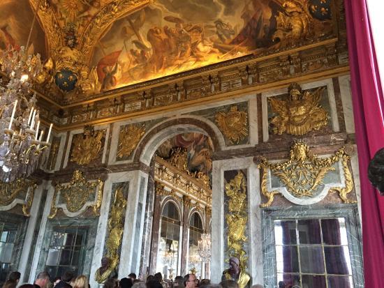 Interni foto di reggia di versailles versailles for Charles che arredo la reggia di versailles