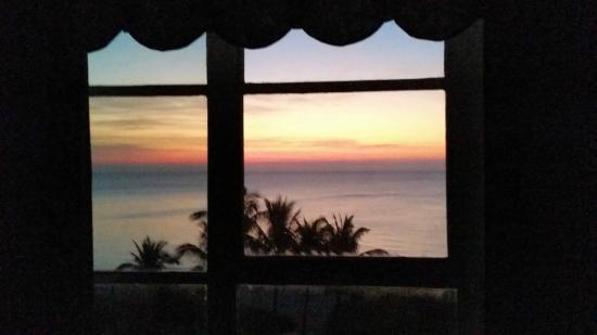 Miami Beach Resort and Spa: Amaneceres Soñados!!