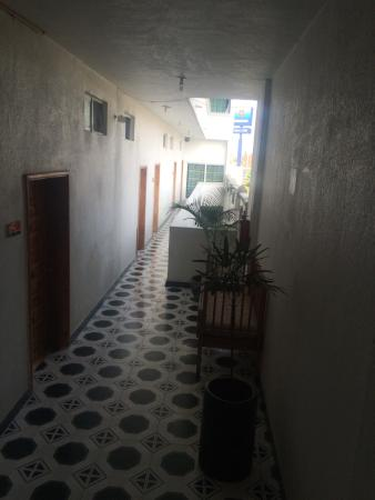 Hotel Fiesta Palmar : Horrible