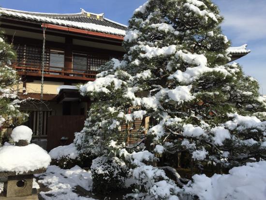Honshoji Temple