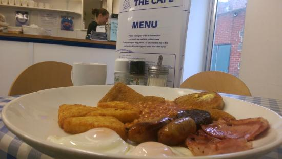 The Cafe: A proper breakfast