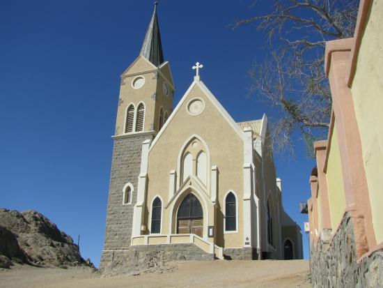 Felsenkirche: Церковь