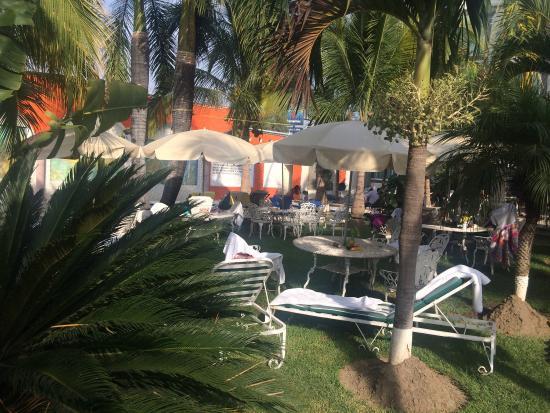 Hotel Fiesta Palmar : La alberca...