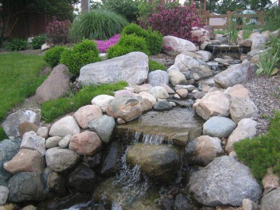 Indianapolis KOA: Peaceful and pretty